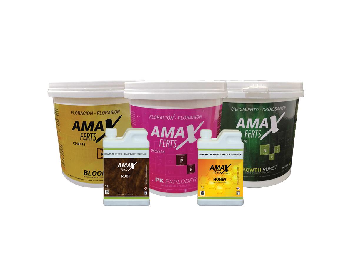 Fertilizantes de amax